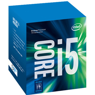 INTEL i5-7600 (6M Cache, up to 4.10 GHz) BOX