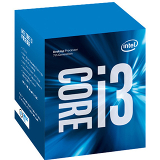 INTEL i3-7320 (4M Cache, 4.10 GHz) BOX