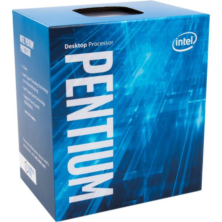 INTEL Pentium G4600 (3M Cache, 3.60 GHz) BOX