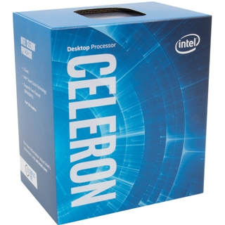 INTEL Celeron G3930 (2M Cache, 2.90 GHz) BOX