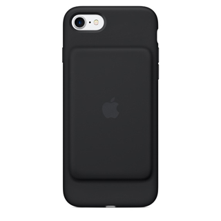 APPLE iPhone 8/7 Smart Battery Case Black