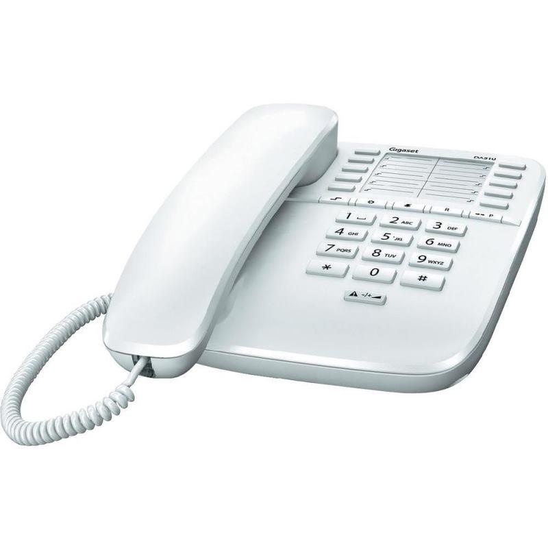 Gigaset DA510 Telefónny prístroj biely