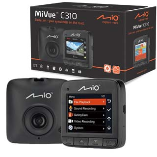 MIO MiVue C310 Kamera do auta