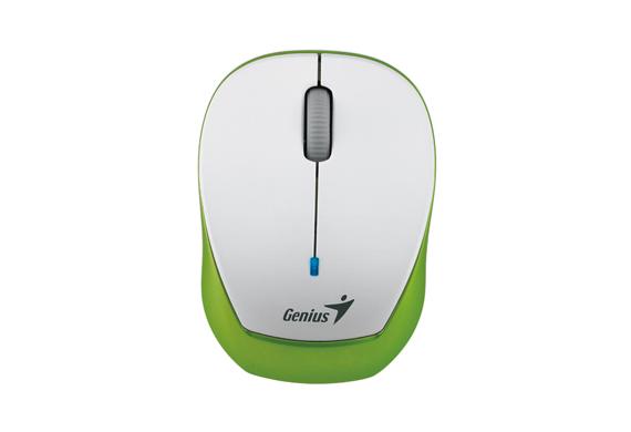 GENIUS Micro Traveler 9000R V3 bielo/zelená
