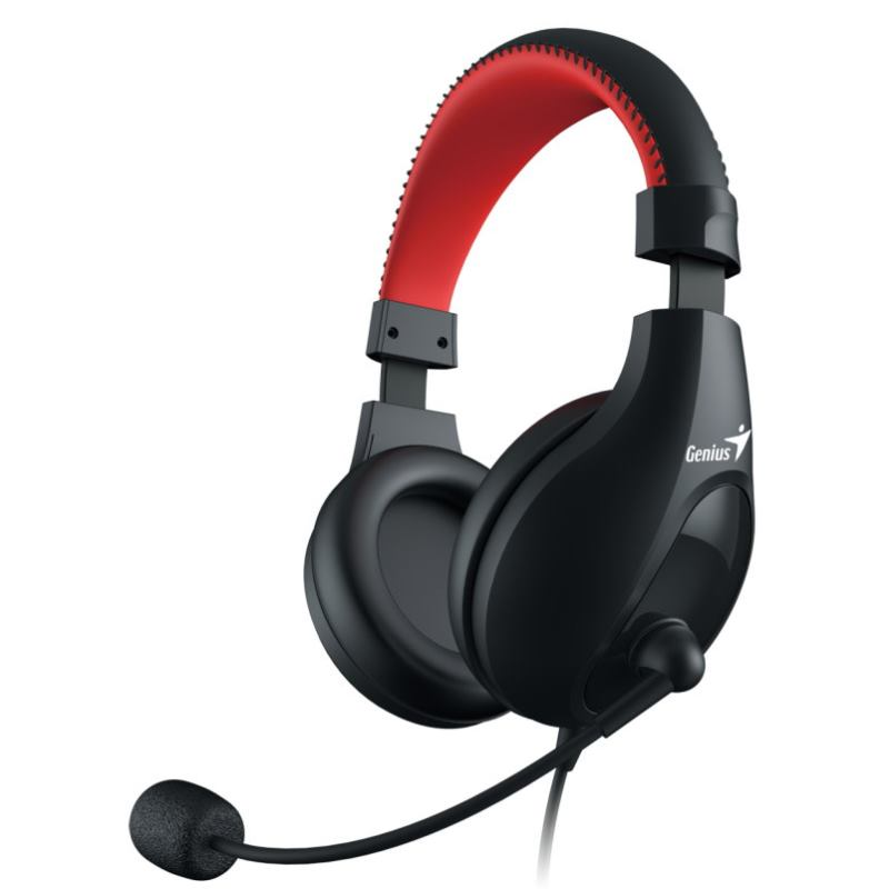 GENIUS Headset Gaming HS-520