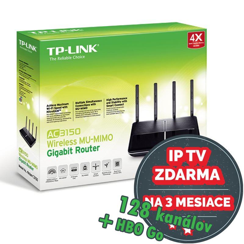 TP-Link Archer AC3150 Wireless MU-MIMO Gigabit