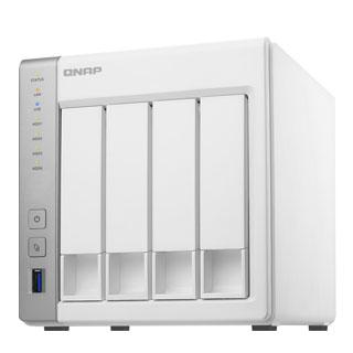 QNAP NAS Server TS-431P 4xHDD