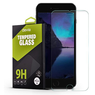 DEVIA Classic Temperated Glass iPhone 7+/8+ Clear