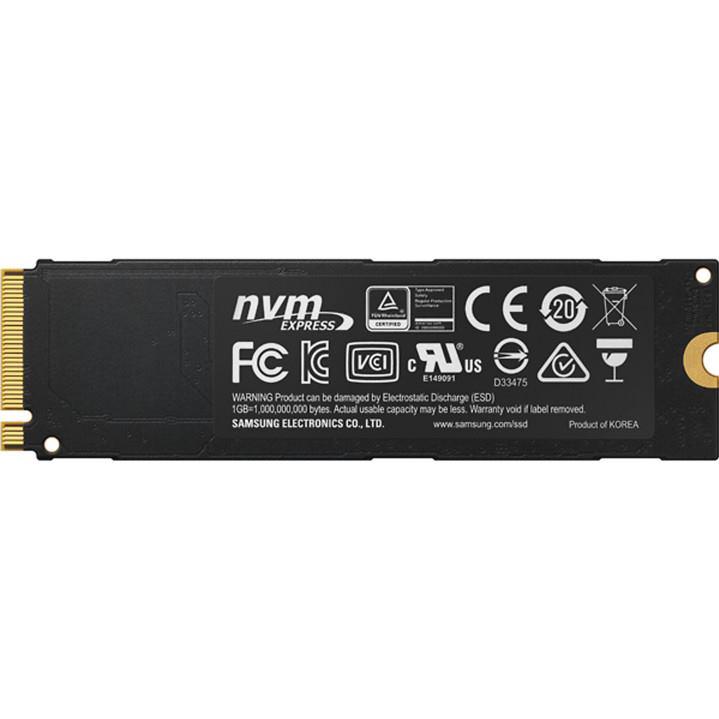 SAMSUNG SSD 960 PRO 1TB/M.2 2280/M.2 NVMe