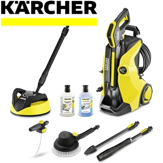 karcher vysokotlakov isti k5 premium full control home penovacia tryska rota n kefa. Black Bedroom Furniture Sets. Home Design Ideas