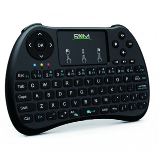 RIKOMAGIC Wireless Keyboard/Touch pad K6