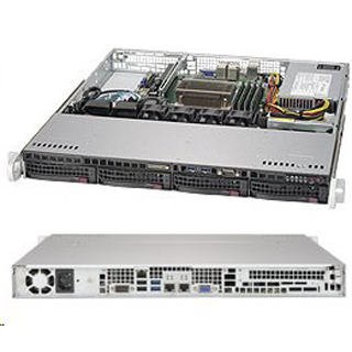 SUPERMICRO SuperServer SYS-5019S-M