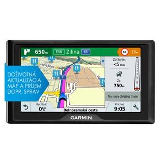 GARMIN Drive 61 LMT-S Lifetime EU (45 krajín)