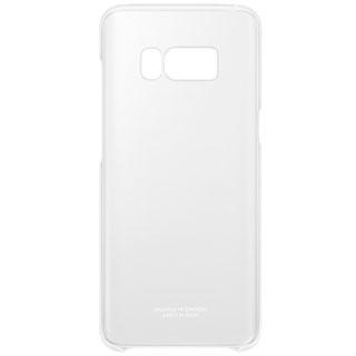 SAMSUNG Púzdro CLEAR pre Galaxy S8 Silver