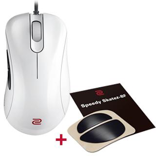 ZOWIE Optická myš GAMING GEAR EC2-A SE biela M