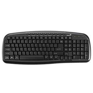GENIUS Drôtová klávesnica KB-M225C