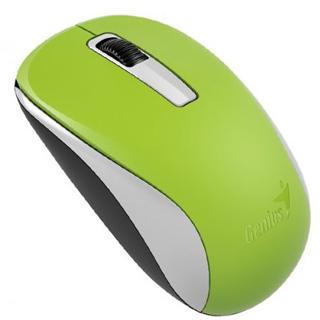 GENIUS Bezdrôtová myš NX-7005 green lime