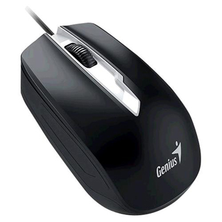 GENIUS Optická myš drôtová DX-180 čierna