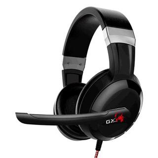 GENIUS Slúchadlá s mikrofónom HS-G580 GX Gaming bl