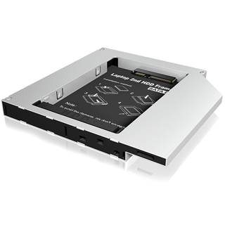 RAIDSONIC IB Adaptér SSD/HDD do 12,7mm IB-AC649B