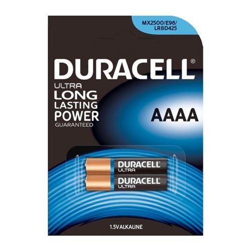 DURACELL, Batérie, LR8D425, 1.5V AAAA, 2ks