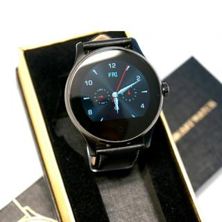 CARNEO Manager Smart hodinky čierne