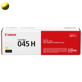 CANON Toner 045H yellow