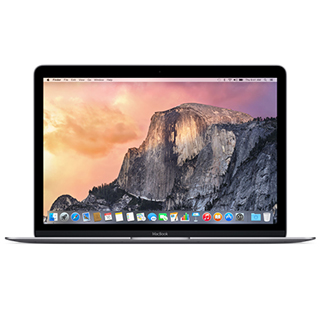 "APPLE MacBook 2017 12"" Retina Core M3/8G/256G SpG"