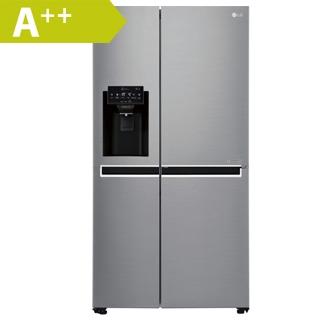 LG Americká chladnička GSL760PZUZ nerez
