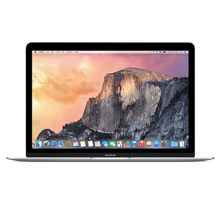 "APPLE MacBook 2017 12"" Retina i5/8G/512G Sil"