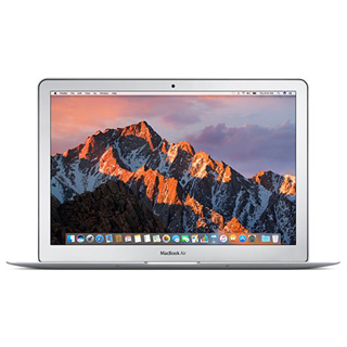 "APPLE MacBook AIR 2017 13,3""  WXGA+i5/8G/128G Sil"