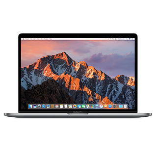 "APPLE MacBook Pro TB 2017 15,4"" Ret i7/16/256/SpG"