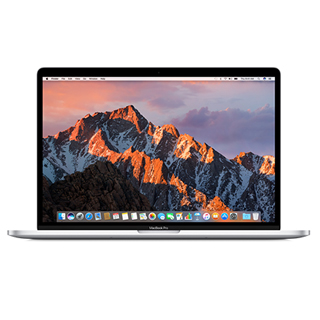"APPLE MacBook Pro TB 2017 15,4"" Ret i7/16/256/Sil"