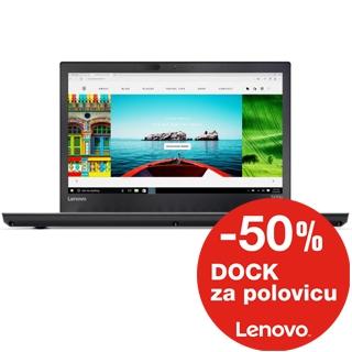 "LENOVO T470p 14"" FHD i5-7440HQ/8G/512G/Int/W10"
