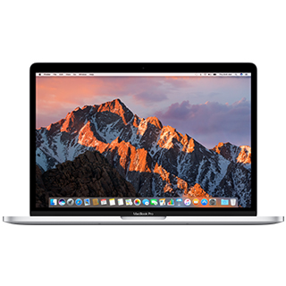 "APPLE MacBook Pro TB 2017 13,3"" Ret i5/8/256/Sil"
