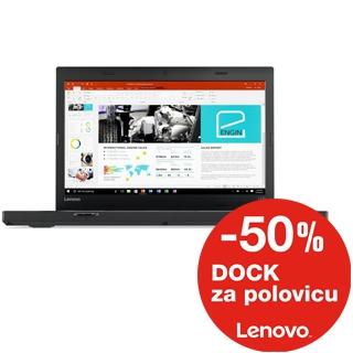 """LENOVO L470 14"""" FHD i7-7500U/8G/256G/R5/W10P"""