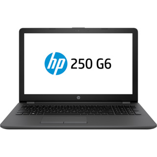 "HP 250 G6 15,6"" HD N3060/4GB/500GB/Int/Bez OS blk"