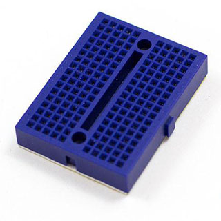 PIMORONI Breadboard pre Raspberry Pi MINI Blue