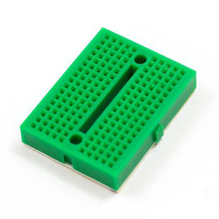 PIMORONI Breadboard pre Raspberry Pi MINI Green