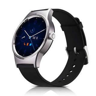 TCL MOVETIME Smartwatch Silver/Black