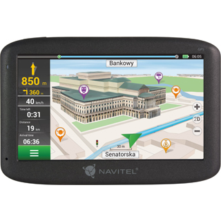 NAVITEL GPS Navigácia F150