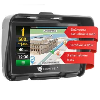 NAVITEL GPS Navigácia G550 MOTO