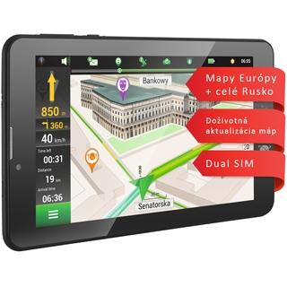 ef0cace752 NAVITEL T700 3G je tablet s predinštalovanými mapami pre rýchlu a presnú  navigáciu. Tento tablet s operačným systémom Android disponuje 7-palcovým  dotykovým ...