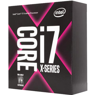 INTEL Core i7-7740X X-series Kaby Lake