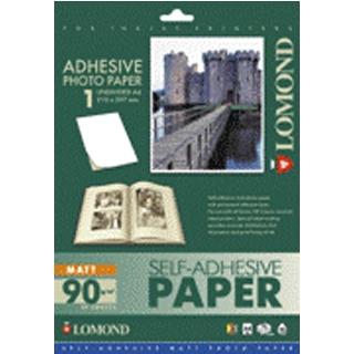LOMOND Fotopapier mat A4/25 hár/1x 210/297mm/samol