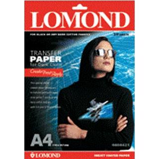 LOMOND Naž papier pre atr tlač A4/50 hár/pre tmavý