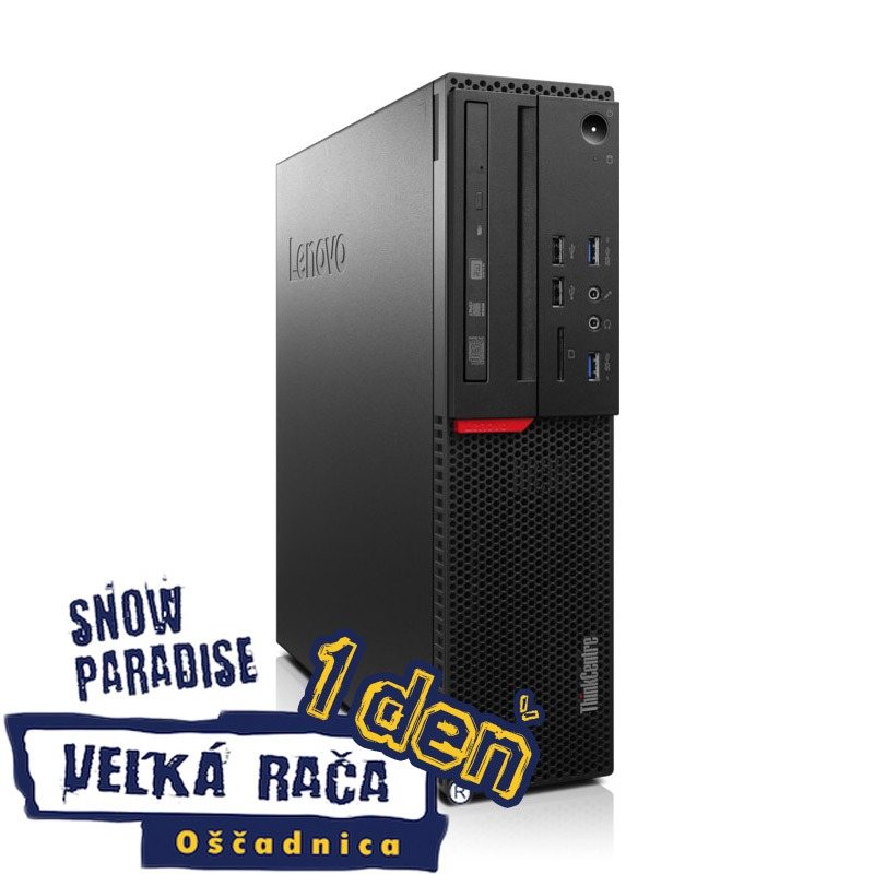 LENOVO TC M710s SFF i5-7400/4G/500G/Int/W10P