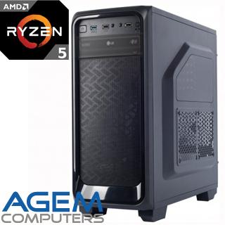 AGEM Ambition R5 1600X/8G/240G/RX 560/W10