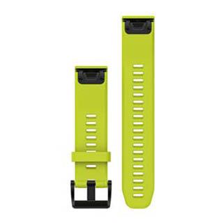 GARMIN Silikonový remienok QuickFit 22 žltý
