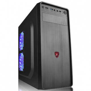 X2 PC skrinka G2 Gamer Case X2-S1505B-CE/R-U3